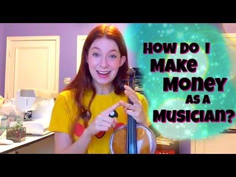 How Do I Make Money as a Musician?
