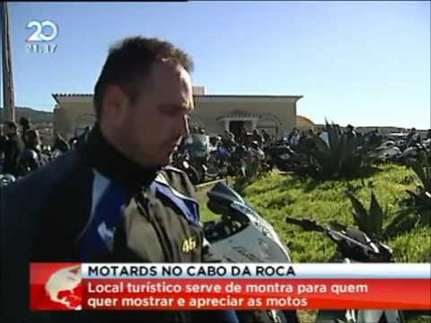 Reportagem Sic - Cabo da roca kings of corners na TV
