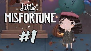 UN INICIO PERTURBADOR  - Little MisFortune |#1| iTownGamePlay