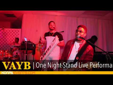 Vayb - One Night Stand Live Video Performance in WPB [ 6-10-18 ]