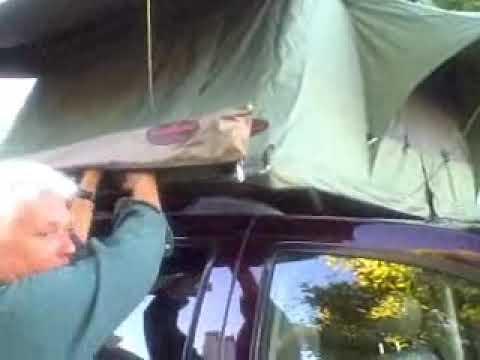 SUV Awning from CarTopCamper.com