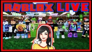 Roblox Live Stream Game Requests - GameDay Friday 56 PM