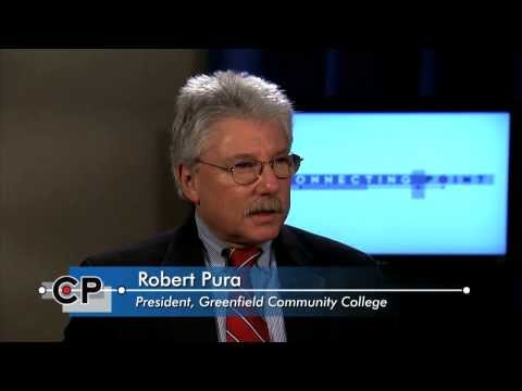 Greenfield Community College President | Connecting Point | Jan. 9, 2014