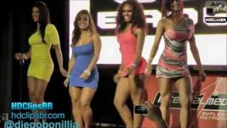 Luana Kisner - Garota Fitness Brasil 2011