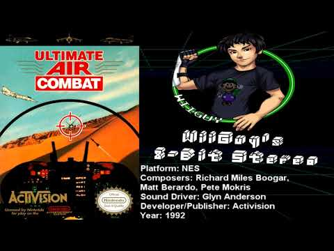 Ultimate Air Combat (NES) Soundtrack - 8BitStereo