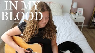 In My Blood - Shawn Mendes Cover