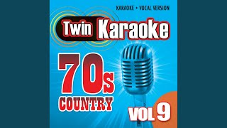 [Turn Out The Light And] Love Me Tonight [Karaoke Version]