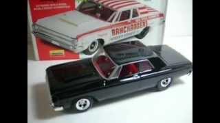 Lindberg 1964 Dodge 330 Super Stock