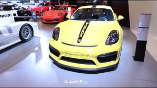 """بورش 911 GT3 RS وكايين GTS وبورش كايمن GT4 وبورش 919 الاسطورية """"تقرير ومواصفات"""" Porsche 2016"""