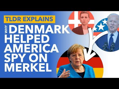 Denmark Helped America Spy on Germany? Trouble Between EU Members - TLDR News
