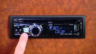 JVC KD-R620 CD/USB Receiver