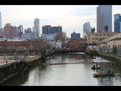 Hundreds of toxic sites await cleanup under Superfund program