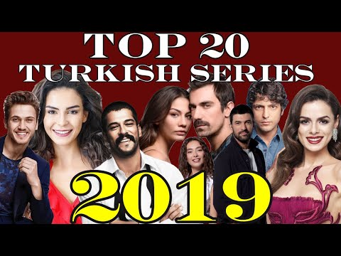 Top 20 Turkish series in summer-fall 2019