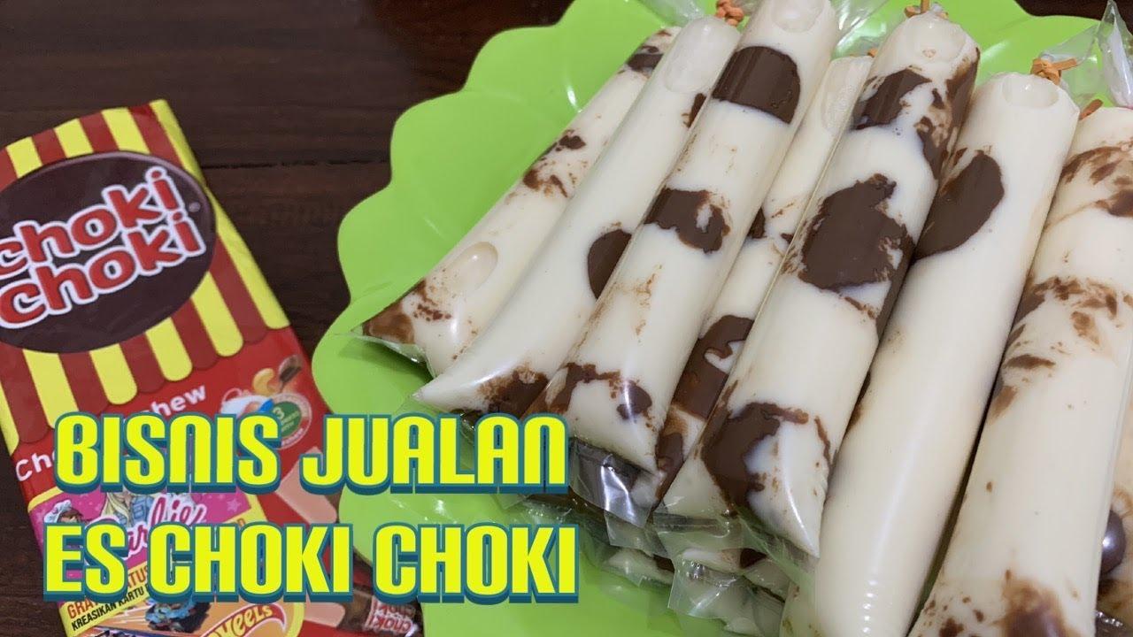 Bisnis Jualan Es Lilin Choki Choki Bisa Dijual Seribuan Youtube