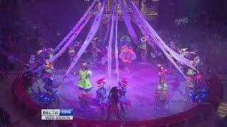 В сочинском цирке готовятся к премьере нового шоу Гии Эрадзе