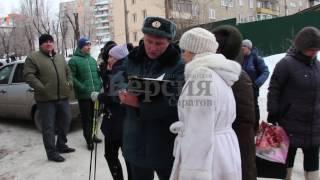 Взрыв на Московском шоссе