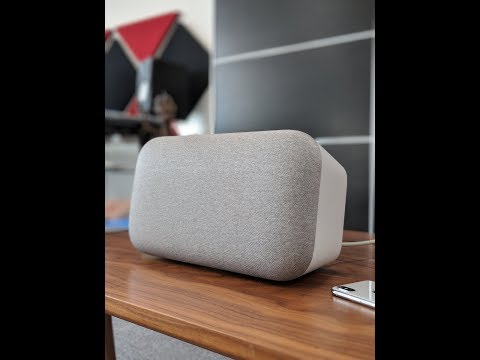 Google Home Max Unboxing |MKBHD|