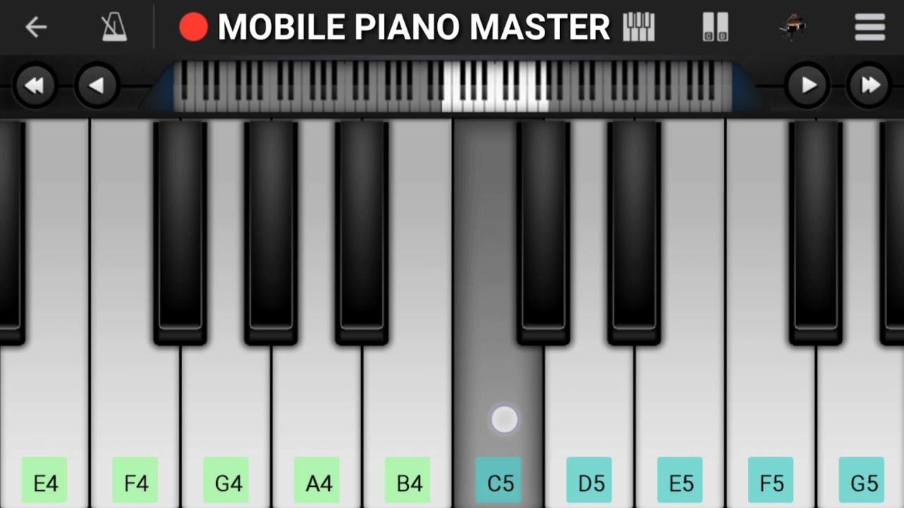 Baahubali 2 Theme Piano Tutorial|Piano Keyboard|Piano Lessons|Piano  Music|learn piano Online|Piano