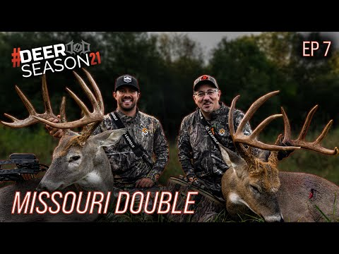Epic Opening Day Double, Creating Opportunity | Deer Season 21