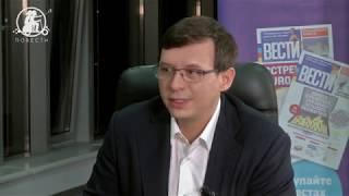 Первые 5 шагов Евгения Мураева на посту Президента. Интервью для