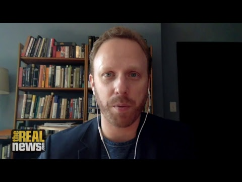 Max Blumenthal live with Paul Jay on Bannon firing