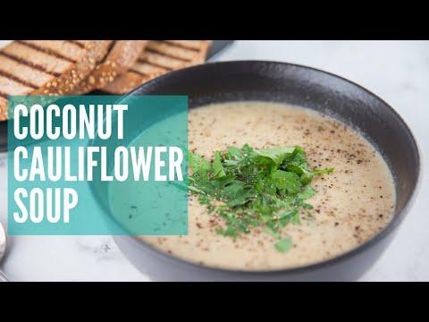 Cauliflower Coconut Soup | GCBC12 Ep45