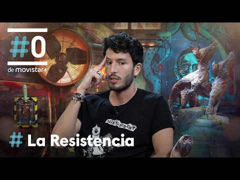 LA RESISTENCIA - Entrevista a Sebastián Yatra   #LaResistencia 06.05.2021