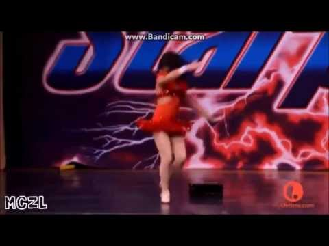 Dance Moms Nia Frazier  Working Girl