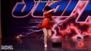 Dance Moms Nia Frazier  Working Girl