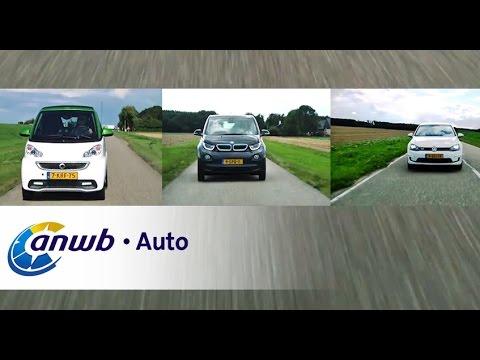 Actieradius Van Elektrische Auto S Autotest Anwb Auto Youtube