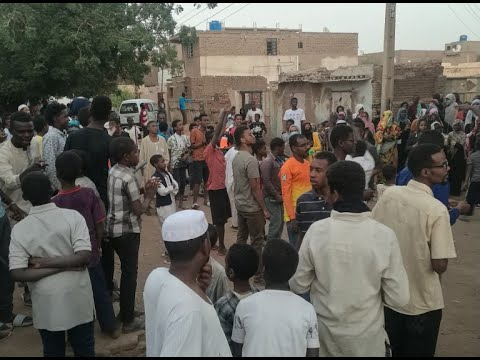 السودان: مقتل بائع متجول خلال تظاهرة شعبية