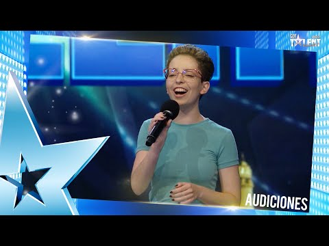 ¡TINA nos emocionó con su hermosa voz!