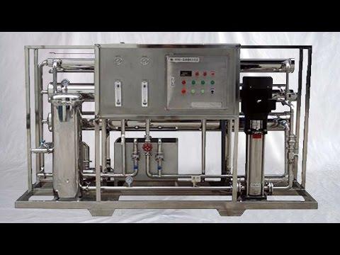 1000L RO water treatment system One stage Reverse Osmosis purifier Système traitement de l'eau