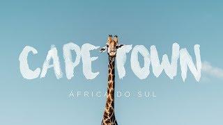 VISIT CAPE TOWN porque a Africa mudou minha vida - Embarque Imediato