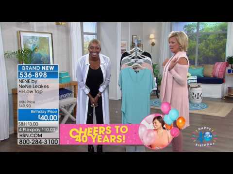 HSN | NeNe Leakes Fashions Celebration 07.10.2017 - 03 PM