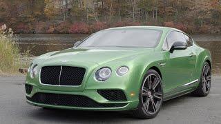 Bentley GT S Review