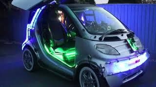 Smart Car Time Machine: LED Lighting (Podpadstudios)