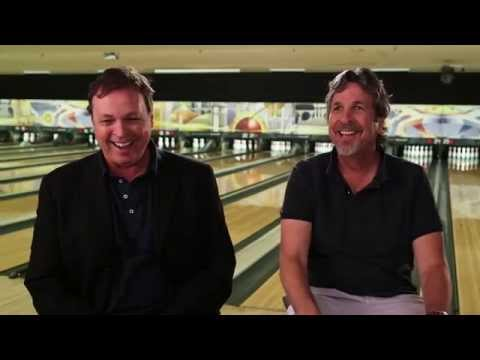 Exclusive : How a lucky shot helped the Farrelly Brothers cast Woody Harrelson in 'Kingpin'
