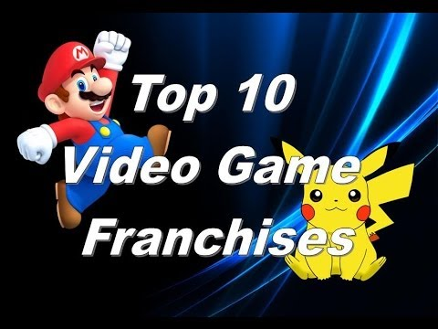 best selling video game franchise