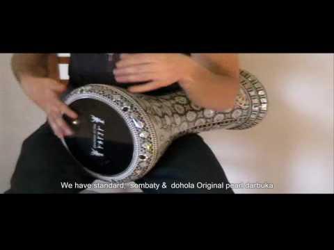 Darbuka show - Arabinstruments.com - Darbuka music