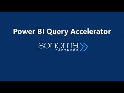 Dynamics 365: Power BI Query Accelerator