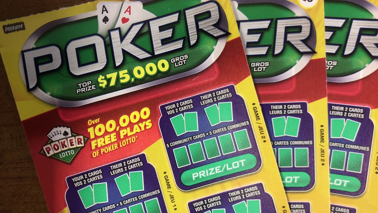 Ontario Lottery Poker