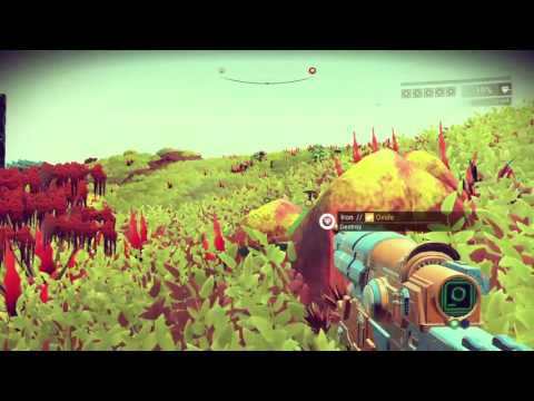 AK's No Man's Sky - Beautiful Green Planet, and Third Planet