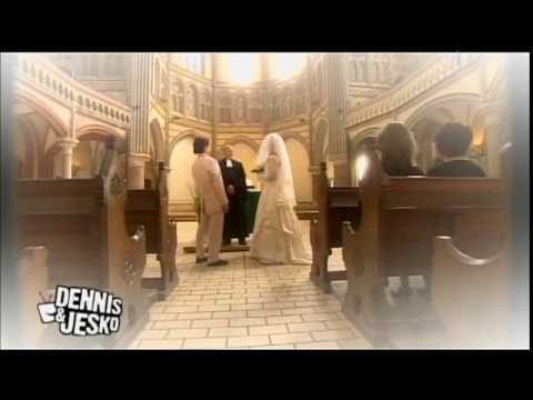 Fiete Börnsen und Frau Schnackenburger heiraten