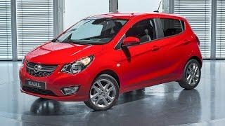 Opel Karl 2015 Videos