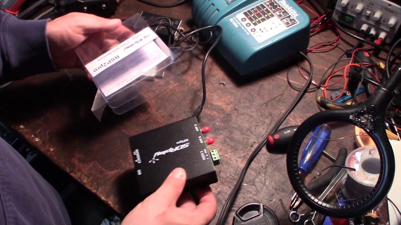 SDRPLAY RSP2pro SDRuno installation review HF SDR RTL Part 1
