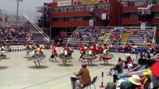 I.E. Nuestra Señora de la Paz-Danza San Isidro Labrador-Moquegua