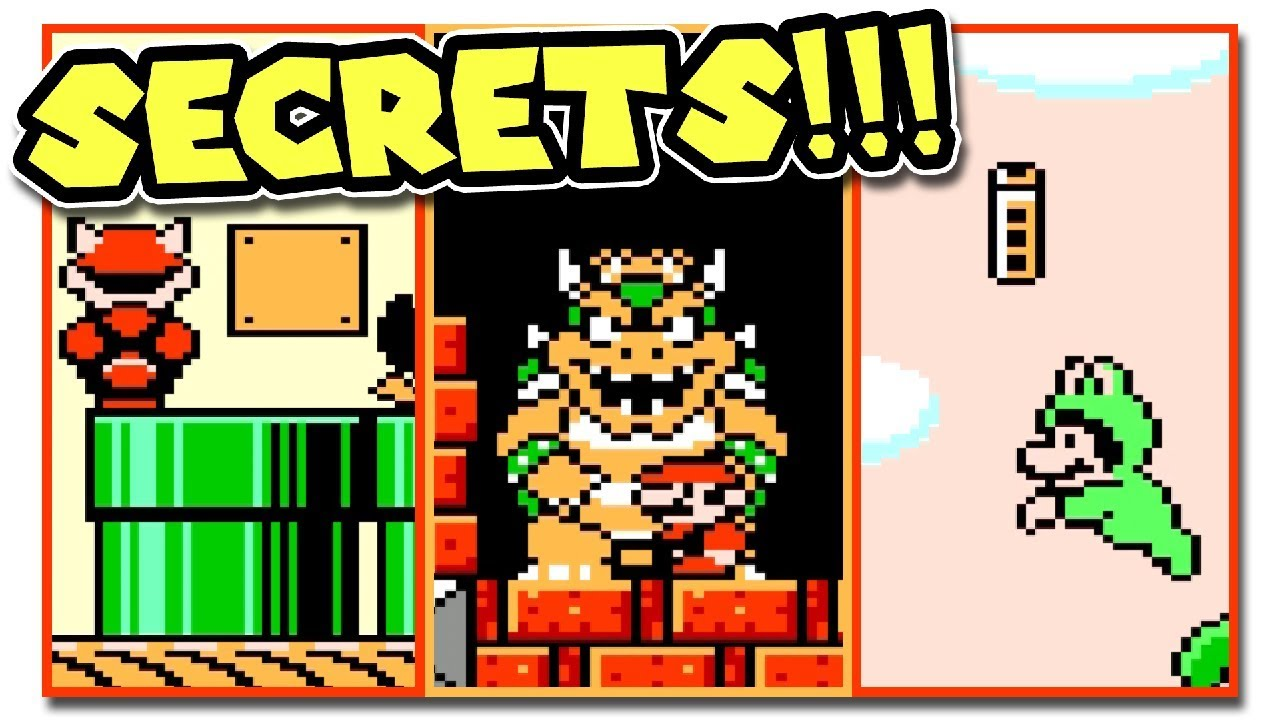 Super Mario Bros. 3 Secrets, Tips, & Tricks + Glitches!