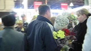 видео купить цветы оптом в москве