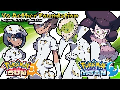 Pokemon Sun & Moon: Aether Foundation Battle Music (Highest Quality)